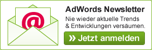 AdWords-Buch Newsletter