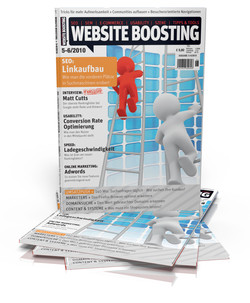 Magazin Website Boosting